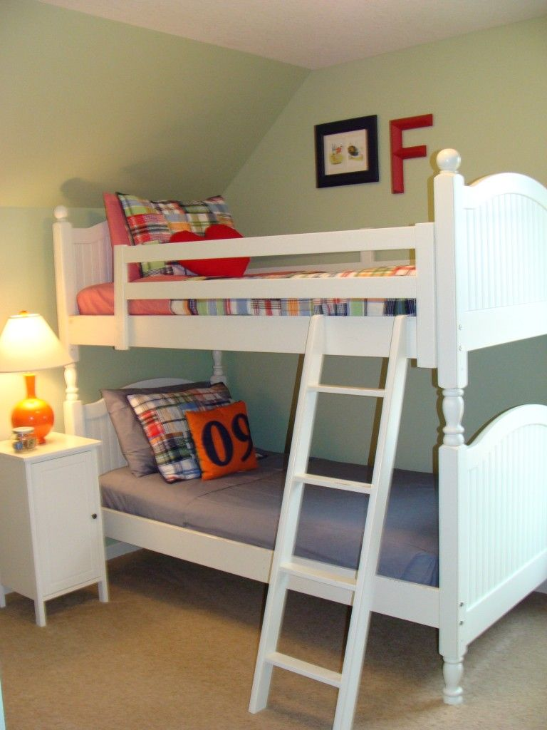 Bunk beds for girls and boys - Boy And Girls Room