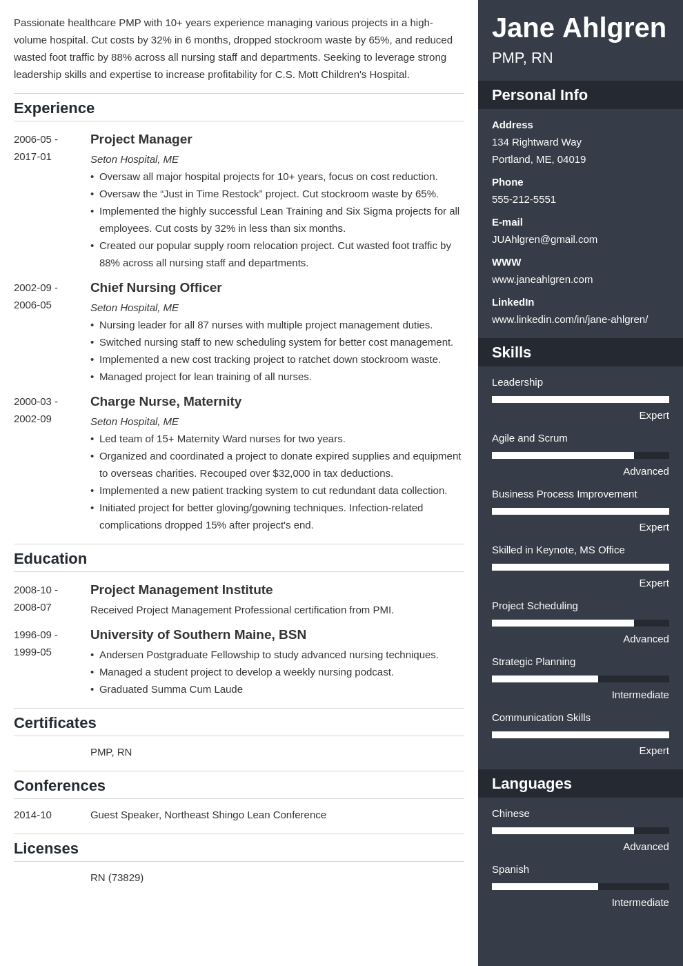 Plain Text Resume Example Template Enfold Resume Examples Job Resume Examples Resume Layout