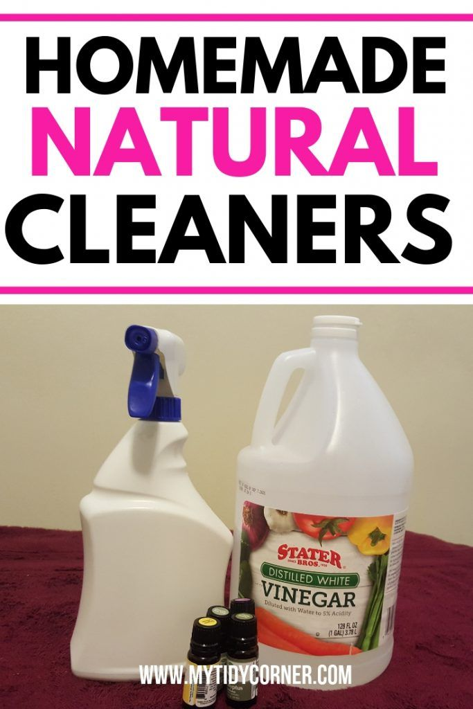 Looking For Recipes Diy Natural Cleaners Discover 6