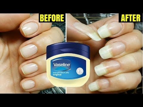 How To GROW Long Strong Nails Fast At Home | Home