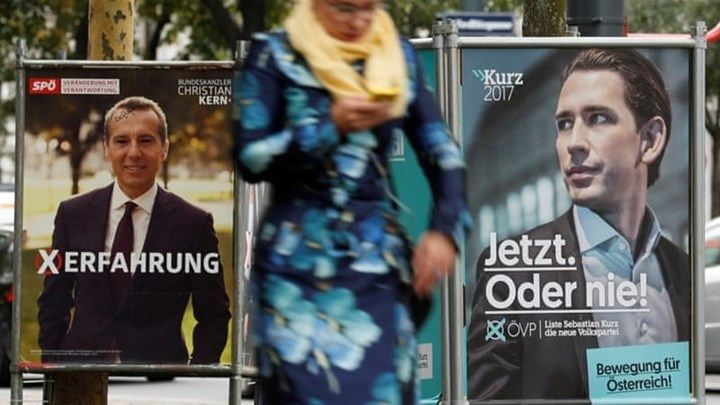 Κρίσιμες εκλογές στην Αυστρία - Άνοιξαν οι κάλπες