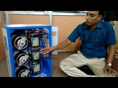 How To Make A Voltage Stabilizer 10 Kva Youtube Stability Marine Engineering System
