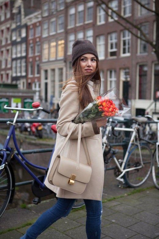 Fotoprojekt Was Man Mit Einem Einzigen Mantel Alles Anstellen