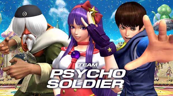 THE KING OF FIGHTERS XIV | Team Psycho Soldier Trailer