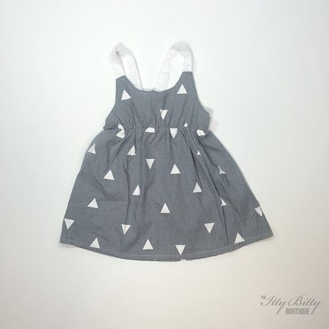 Triangle Dress