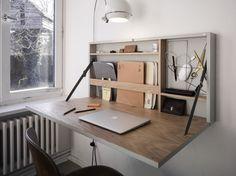 Kleines Arbeitszimmer ~ Schreibtisch design: exklusive ideen für ihr arbeitszimmer