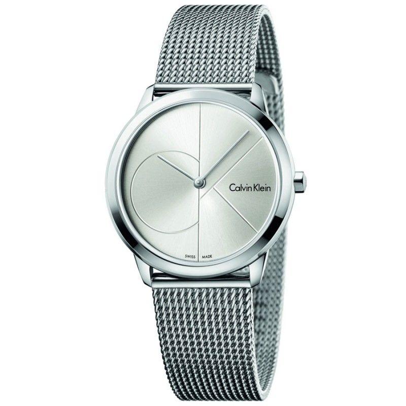 Reloj Calvin Klein Mujer Minimal K3M2212Z in 2019  e799936f365