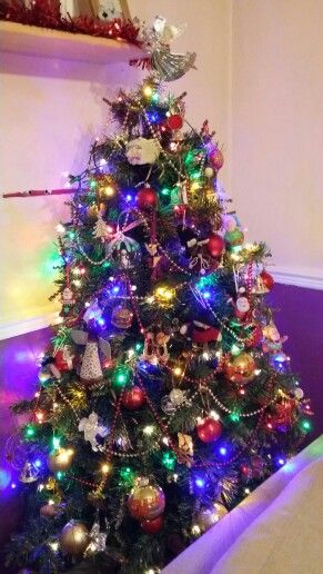 Pin by Geraldine Hickey on Christmas trees Pinterest Christmas tree