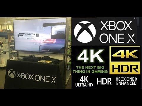 Check Xbox One X True 4k Games In Some Bestbuy Stores Now Xbox Xbox One Cool Things To Buy