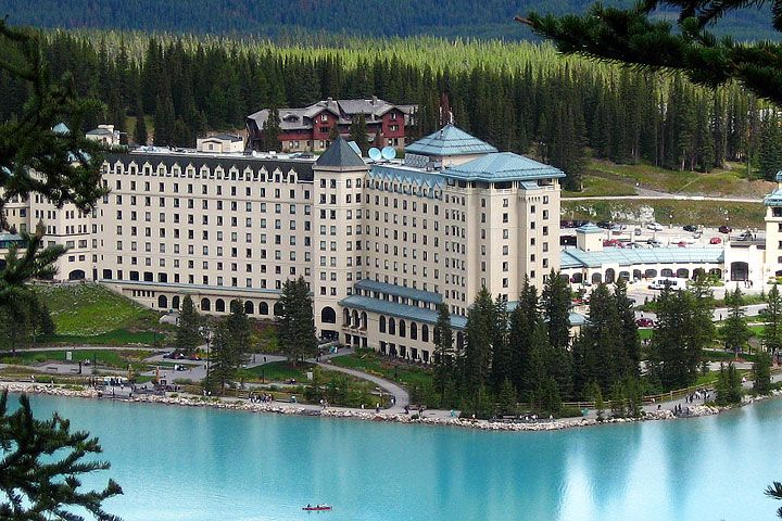Whether you want a remote escape or cultural adventure, these Canadian hotels are all about the location, often placed in unlikely or unexpected places.