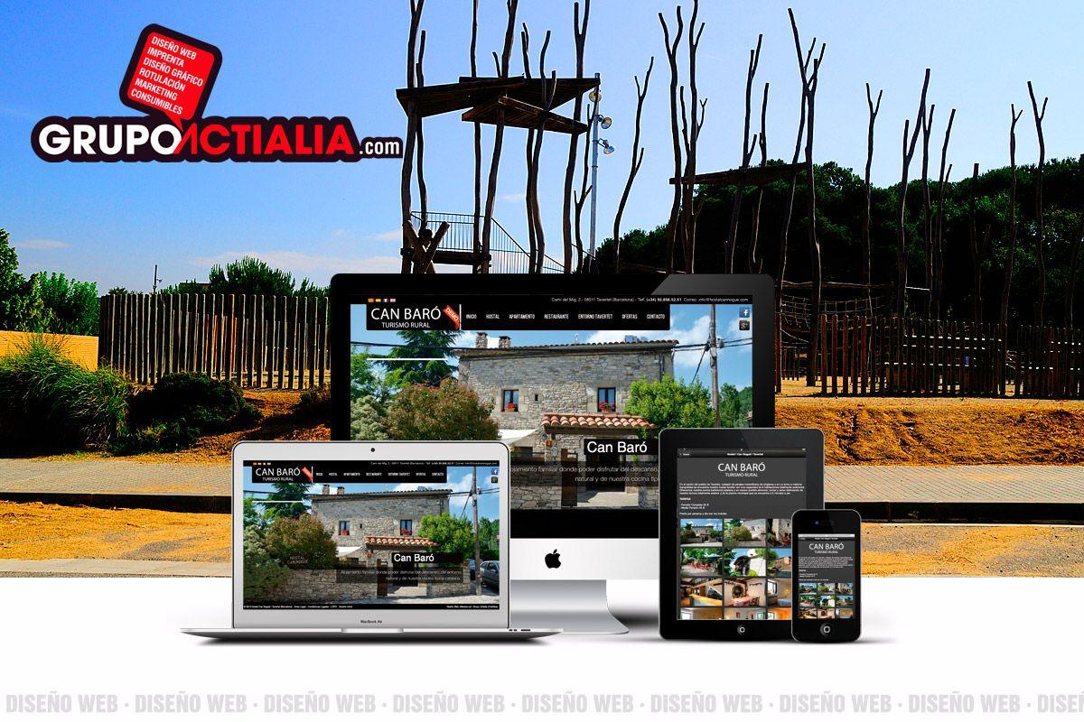 Grupo Actialia somos una empresa que ofrecemos servicio de diseño web en Villanova del Vallès. Ofrecemos diseño de páginas web, programación a medida, tienda online, blog social. Para más información https://disenoweb.grupoactialia.com/ o 93.516.00.47