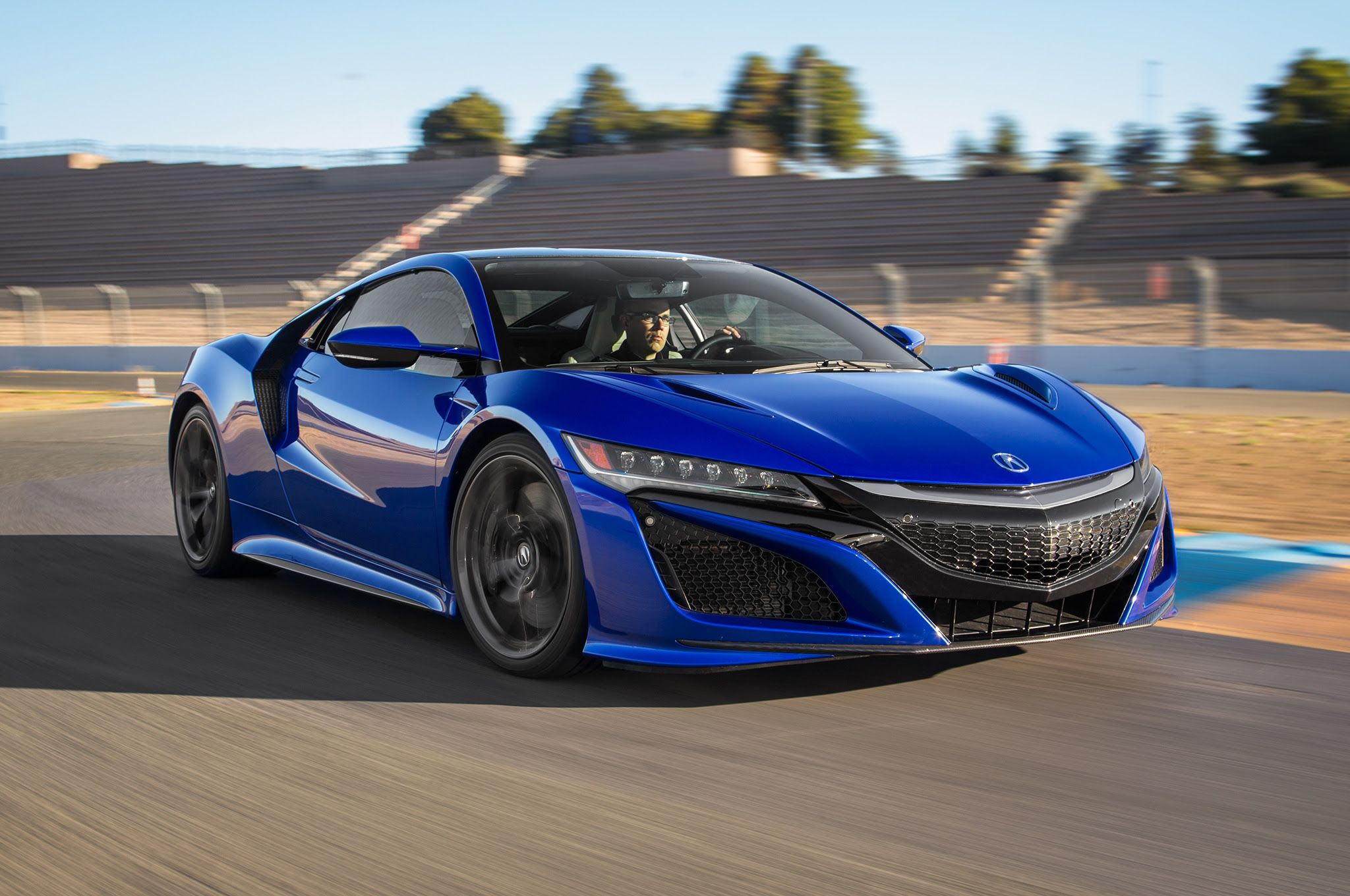 2017 Acura Nsx 2010 To Current Carz All Models And
