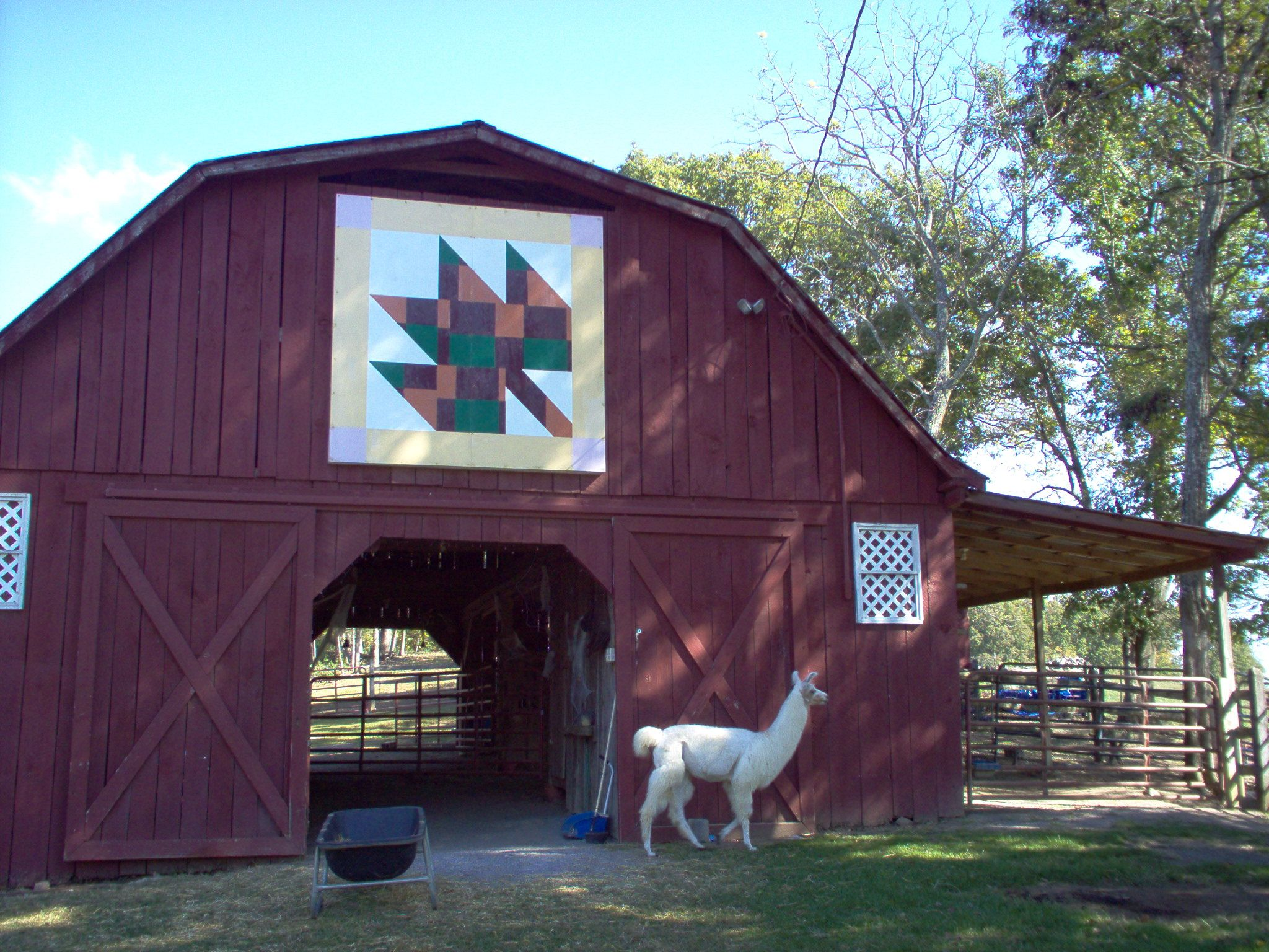 Tennessee Quilt Trail Greeneville Tn With Images Barn Quilts