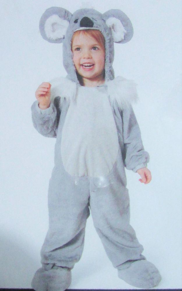 f4c2249c8 Koala Toddler Costume Sz 2T- 3T Months NWT #Target #CompleteOutfit ...