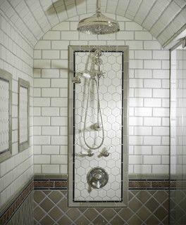 Curved And Tiled Shower Ceiling Tile Bathroom Shower Tile Bathroom Shower Tile