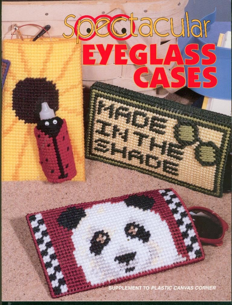 277f56202f44 Spectacular Eyeglass Cases 1 8. Find this Pin and more on Plastic Canvas  Patterns ...