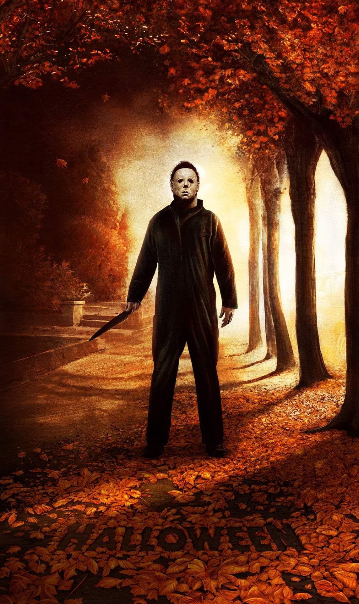 "Horror Movie Poster Art ""Halloween"" 1978, by Adam"