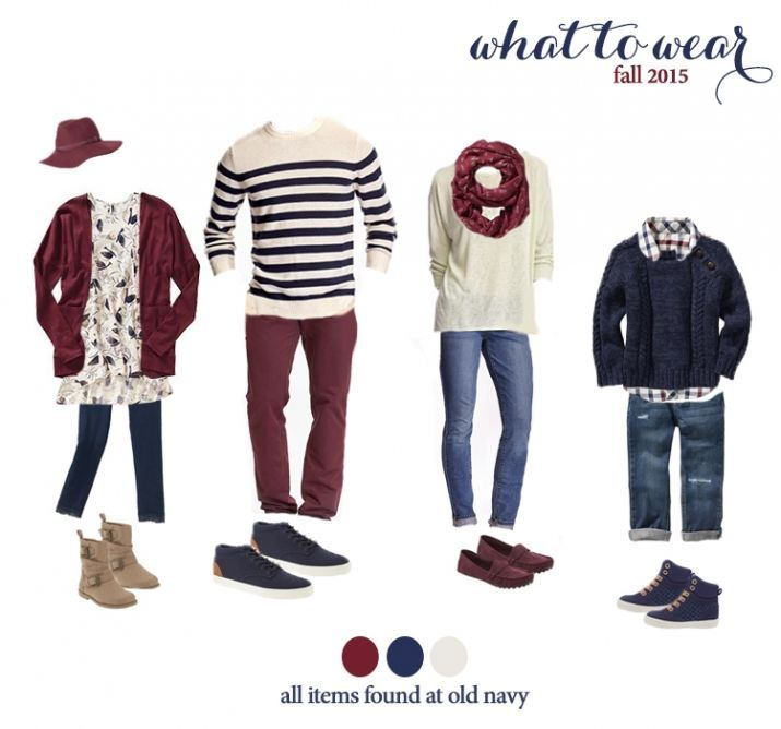 What To Wear For Fall Family Photos Very Cute Summer Looks