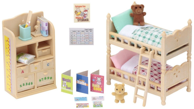 Best Sylvanian Families Children S Bedroom Furniture Set 400 x 300