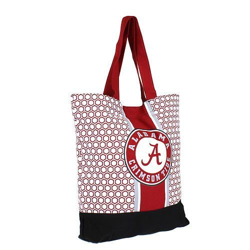 Alabama Tote Bag Dots