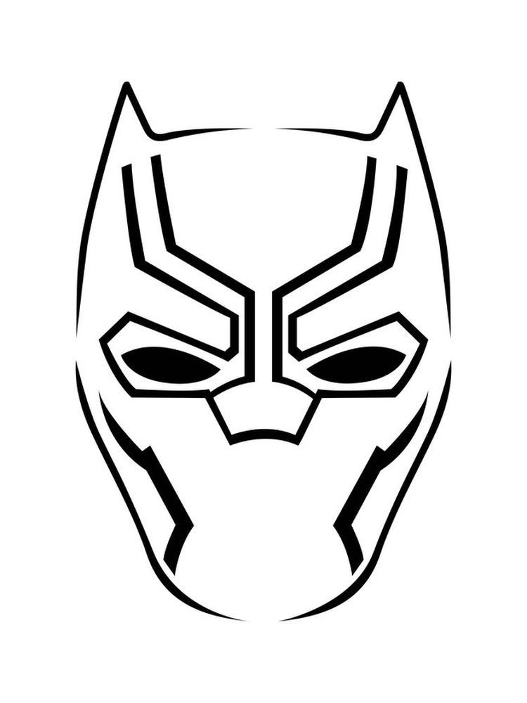 Black Panther Coloring Pages Lego Black Panther Drawing Avengers Pumpkin Carving Avengers Pumpkin Carving Stencil