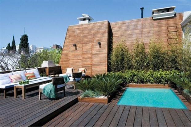 DR HOUSE ¿Qué madera me conviene más para un deck en un balcón no