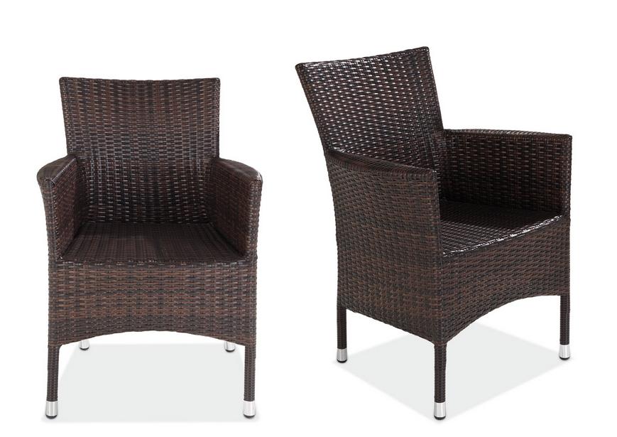 Best Alu gartenst hle Rattan Stuhl mit einer einzigartigen