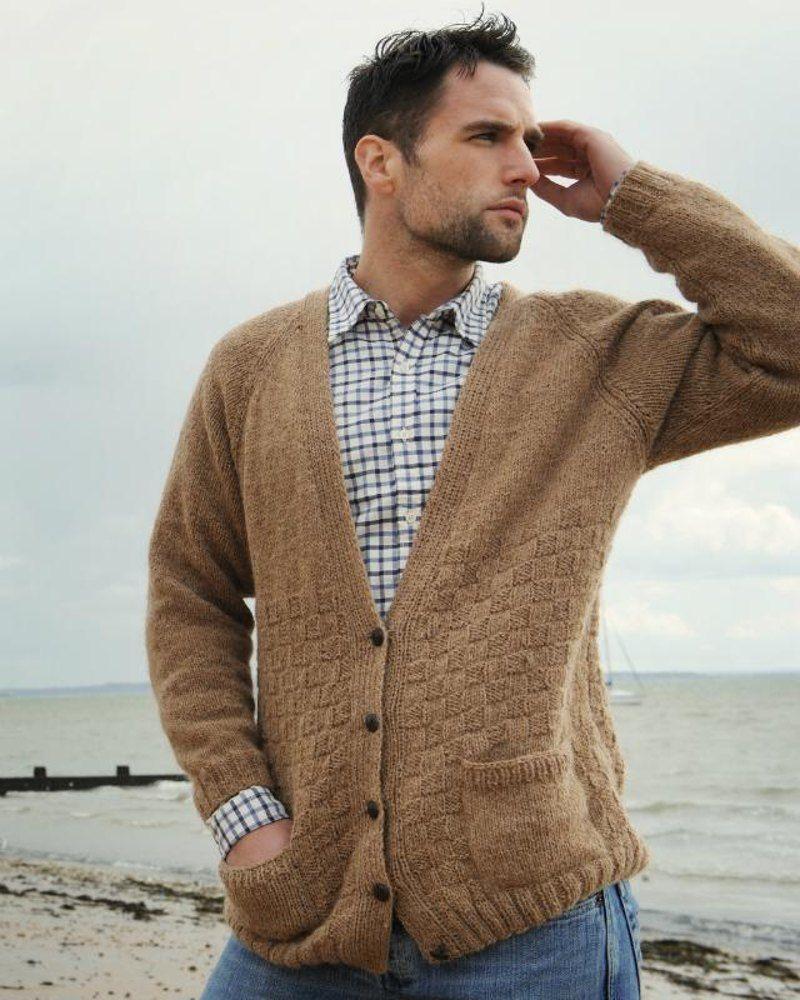 a5fda1e866cbdc Drambuie Cardigan Knitting pattern by Purl Alpaca Designs