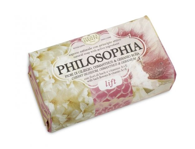 LIFT Bar Soap PHILOSOPHIA Line Nesti Dante 6 pack