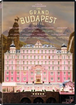 The Grand Budapest Hotel $20.99