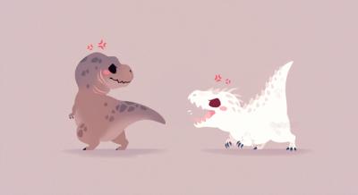 (ง'̀-'́)ง #dinosaurpics