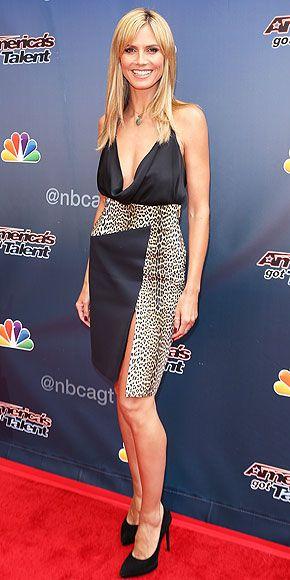 The Internet Hated Heidi Klums Oscars Dress | The Daily