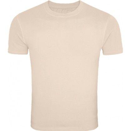 3afe7870d Beige Color Round Neck T-shirts for Men Mens Plain T Shirts, Best Quality