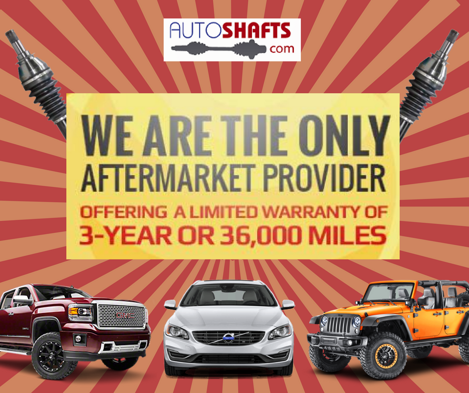 We provide high Performance CV Axles/Drive shafts/ATVs