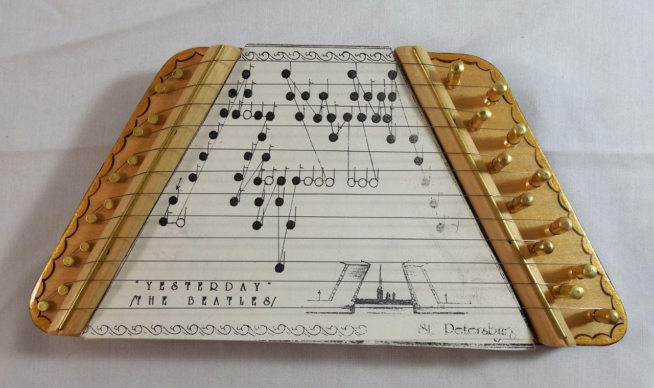 It's just a picture of Free Printable Lap Harp Music Cards throughout italian