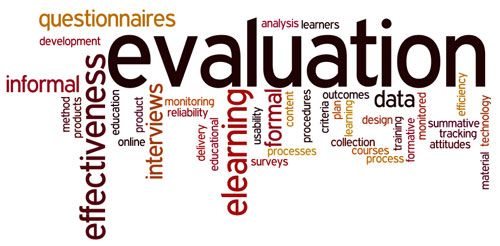 Evaluation Report Outline Template Pdf  Program Evaluation