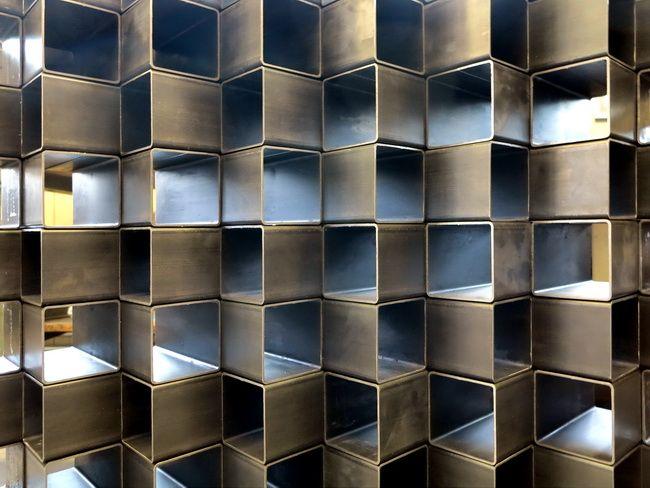 sichtschutz von metall werk z rich ag das muster aix auf mass gefertigt sichtschutz