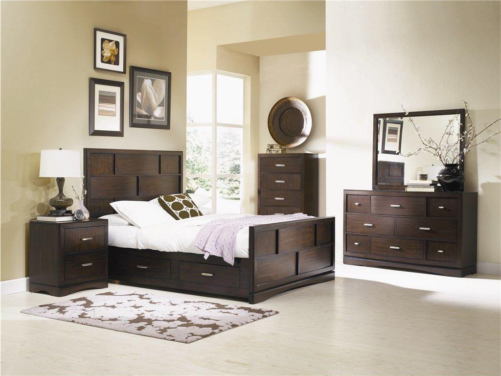 Najarian Queen Bedroom Set   Walker Furniture   Las Vegas, Nevada
