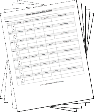 Medical Forms Collection #Printable Medical Form, free to
