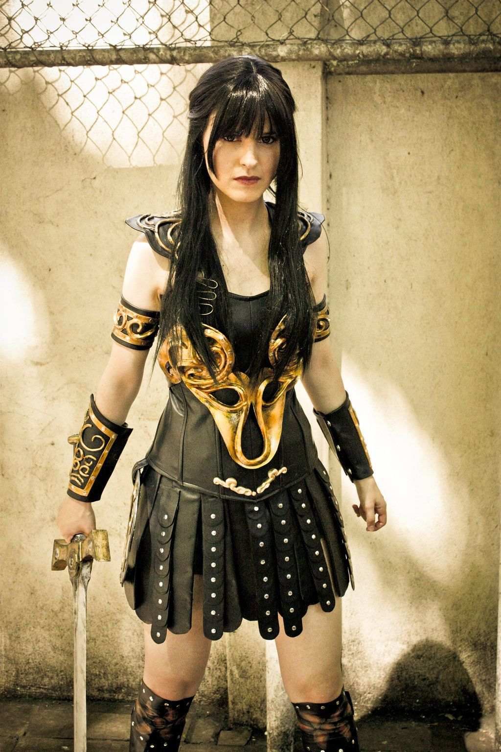 Xena Warrior Princess by lockheart18 | Cosplay | Pinterest