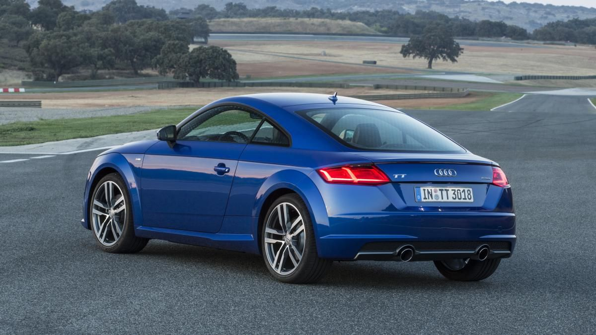 2016 Audi TT and TTS first drive review Autoweek Audi
