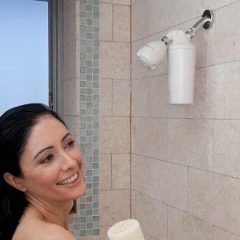shower filter for hair