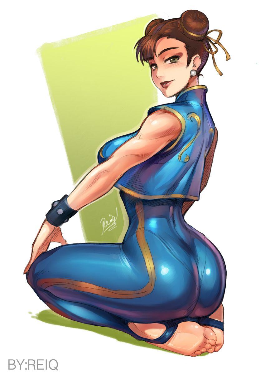 Chun li sexy pics