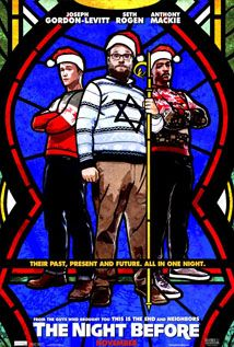 watch the night before 2015 online free in hd no sign up no survey in new york city for their annual tradition of christmas eve debauchery - Watch The Night Before Christmas Online Free