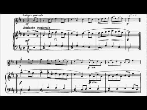 Suzuki Violin Book 2 No 2 Bach Musette Sheet Music - YouTube