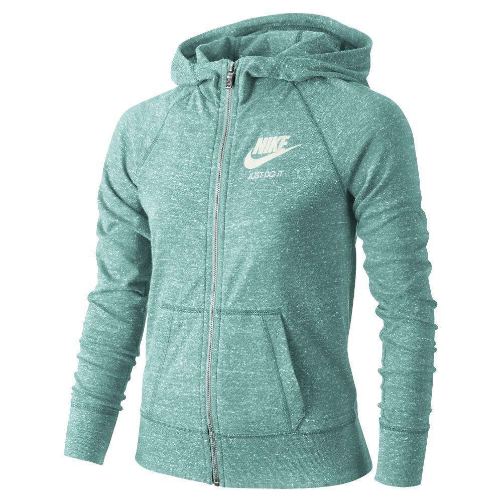 Nike Sportswear Gym Vintage Big Kids Girls Hoodie Size -6708