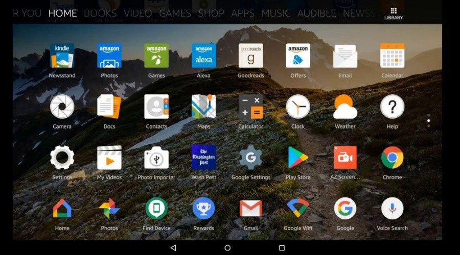 How To Install the Google Play Store on an Amazon Fire