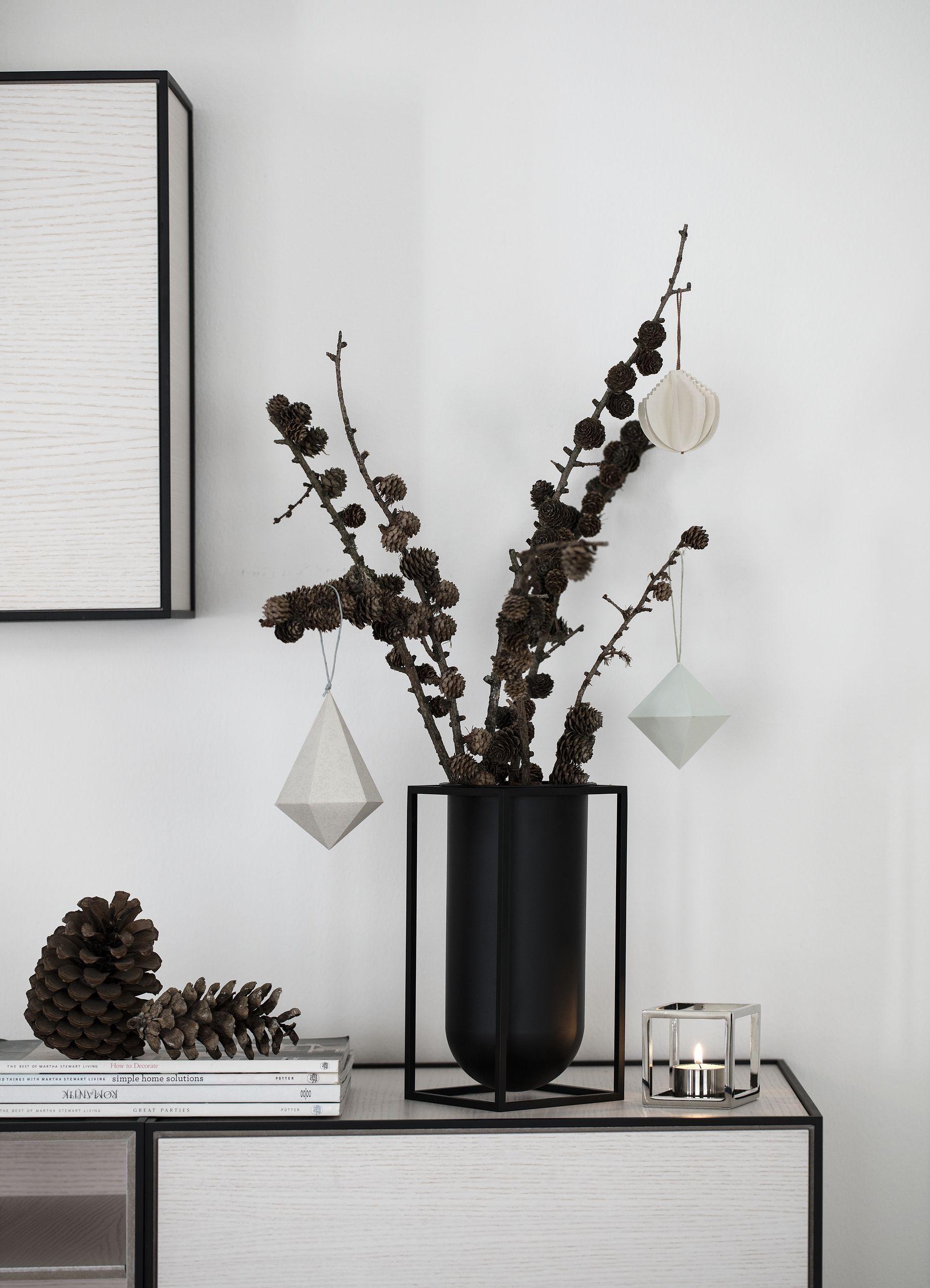 Skandinavische Weihnachtsdeko Die minimalistische Lolo