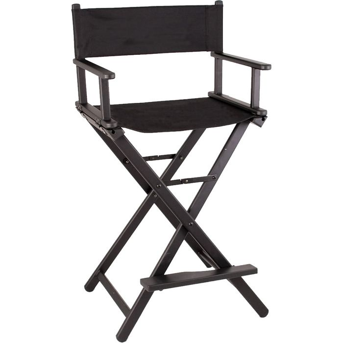 This Portable Makeup Chair Makes Your Life So Easy With Images Studio Chairs Makeup Artist Chair Chair