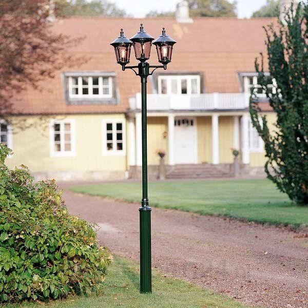 3 Lichts Buitenlantaarn Virgo 5522296x Lampen Buitenlampen Buitenverlichting
